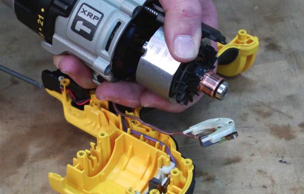 Onderhoud en (kleine) reparaties gereedschap