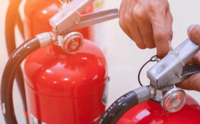 Keuren & onderhoud Brandblussers (NEN 2559)