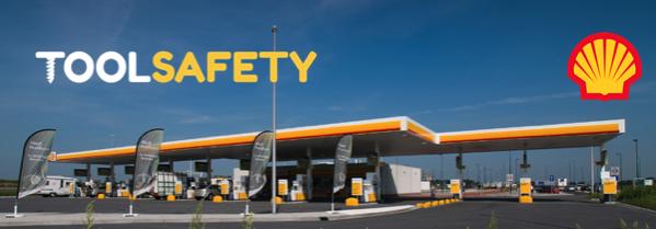 ToolSafety te zien bij Shell de Lucht