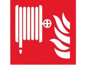 Symbolen brandbestrijding