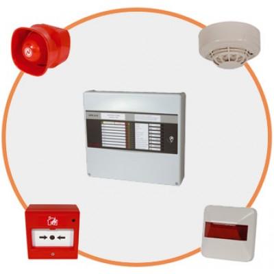 Controle & onderhoud Brandmeldinstallatie (NEN 2654-1)