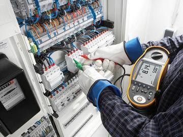Keuren elektrische installatie (NTA 8220 / Scope 10)