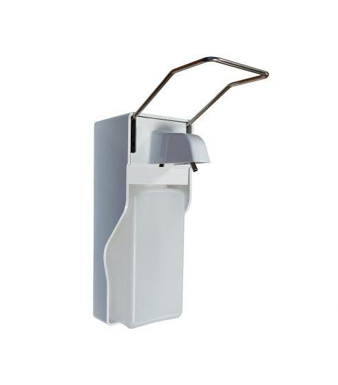 dispenser voor het desinfecteren van handen